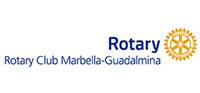 Logo Rotary Club Marbella