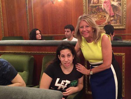 El Ayuntamiento apuesta por la plena Inclusión de las Personas con Discapacidad