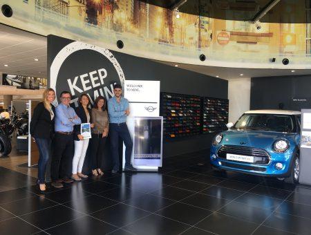 Automotor Premium Mini y su RSC con Fundatul