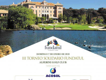 Cope Marbella con el III Torneo de Golf Solidario Fundatul