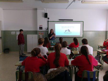 Colegio Alborán Marbella, Historias en RED y Fundatul