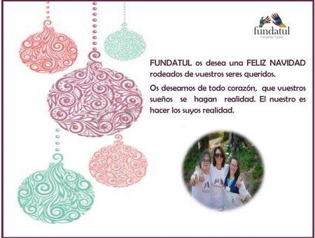 Fundatul os desea Felices Fiestas!!!