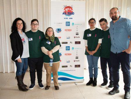 FUNDATUL presente en radio televisión Marbella y All Star 2018
