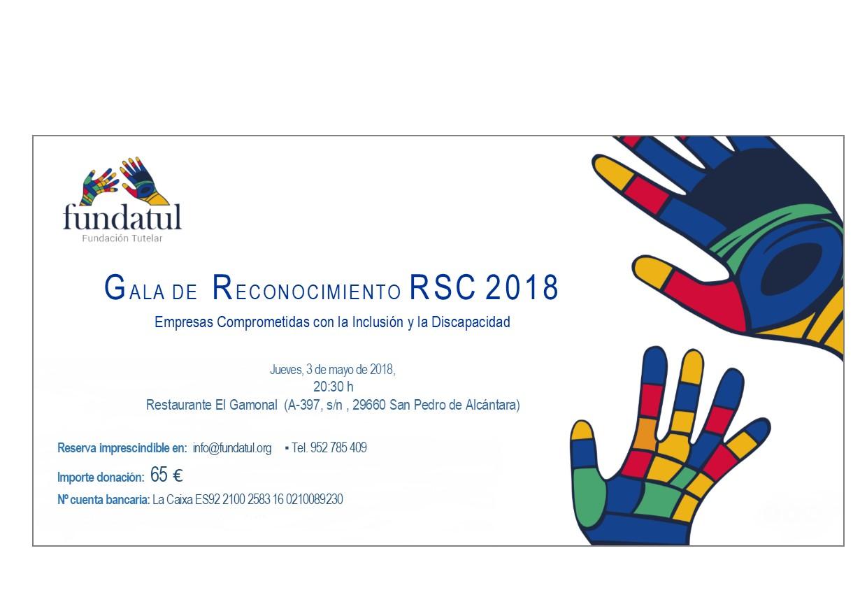 Gala De Reconocimiento Rsc 2018 Fundatul