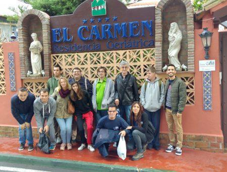 Fundatul ayuda a nuestros mayores en Residencia El Carmen Marbella