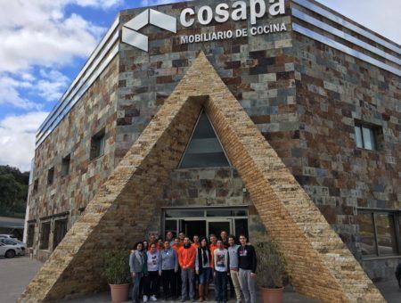 Cosapa Cocinas se incorpora a CualificaMe Sierra de las Nieves
