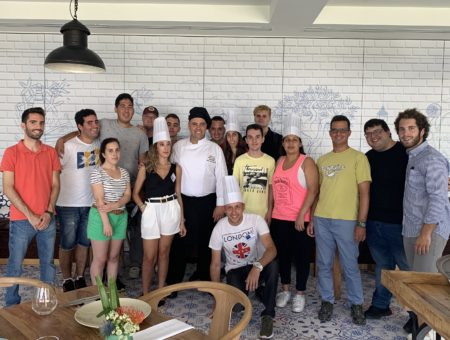 Hotel Meliá Marbella Banús y CualificaMe formando en entornos reales