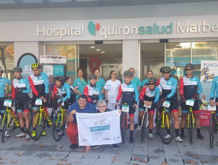 Fundatul con El Desafío Quirón Salud 2019