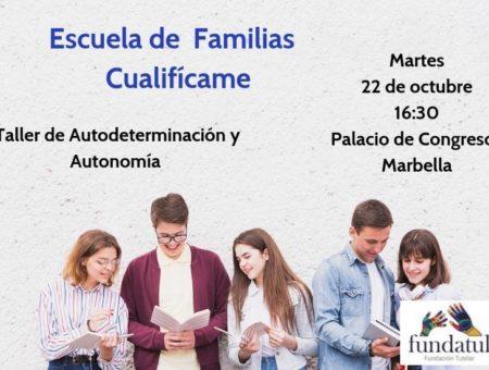 Escuela de Familias CualificaMe 22 de Octubre