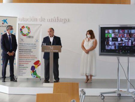 FUNDATUL dentro de los Proyectos de Innovación Social de la Diputación de Málaga y Fundación La Caixa