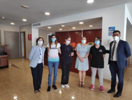 Comenzamos en nuevos entornos de aprendizaje, Hotel Baviera Marbella