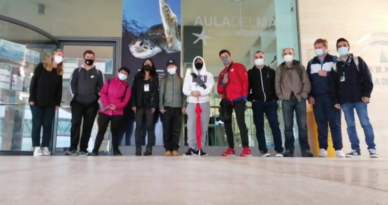 jornadas FUNDATUL museo alborania aula del mar málaga