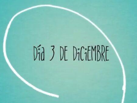 3 de Diciembre, Día Internacional de la Discapacidad en FUNDATUL